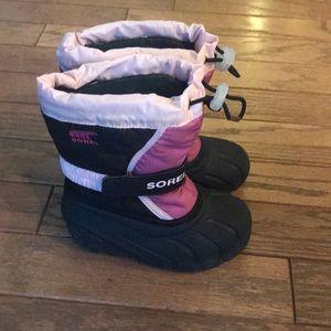 Sorel Toddler Girl Snow Boots